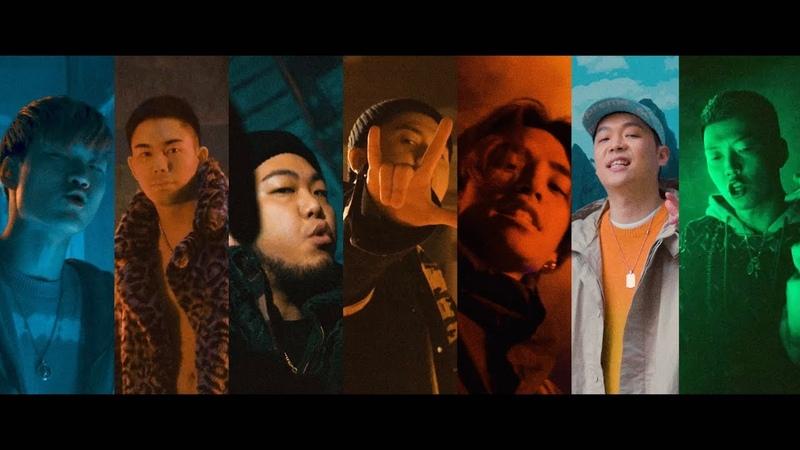 Reddy, Sway D, Paloalto, G2, YunB, Huckleberry P 조원우 (Jowonu) - Air [Official Video]