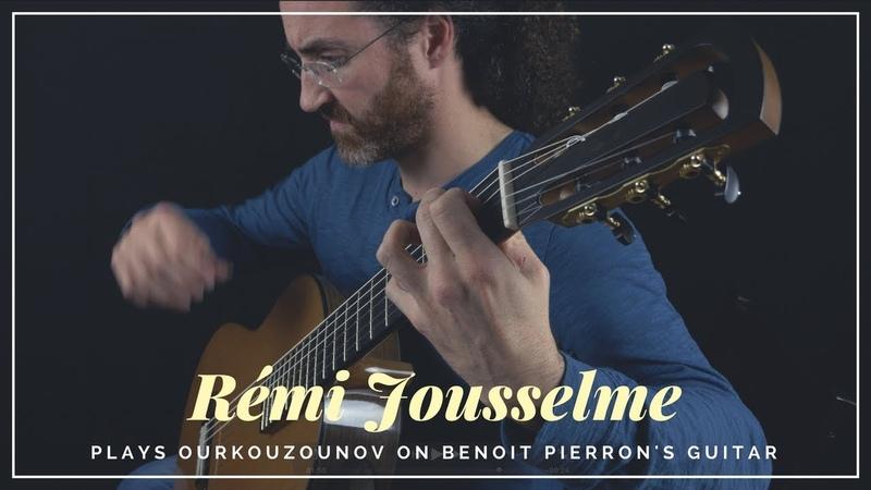 PGF Special Issue - Rémi Jousselme plays Ourkouzounov on Benoit Pierrons Guitar