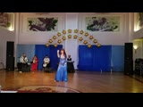 Греп Татьяна - импровизация табла соло - Магия востока - 1 место
