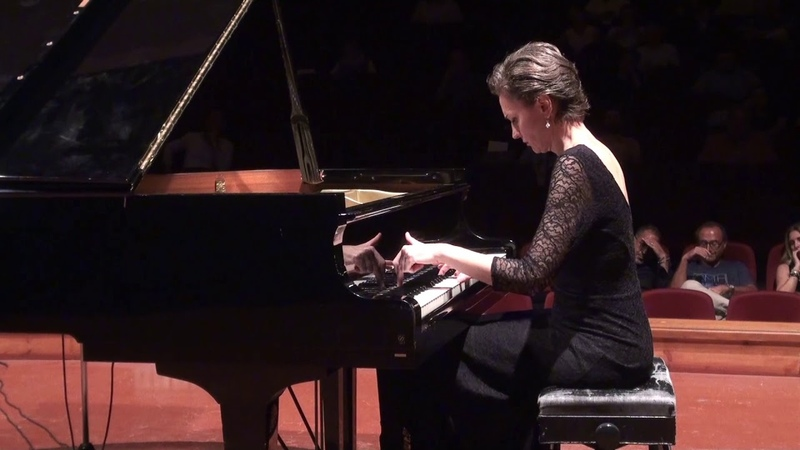 Edvard Grieg - Air from Holberg suite op.40 . Tatiana Primak Khoury ( Piano)