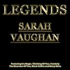 Sarah Vaughan альбом Legends - Sarah Vaughan