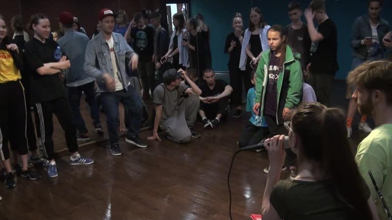 Lil Tee vs. Alexa | Final Beginners | Only hip - hop battle
