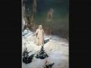Снегурочка отрывок оперы 1957 г.. ария Берендея к красоте Снегурочки