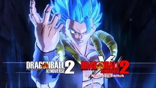 DLC 8 Gogeta Blue Teaser Trailer! - Dragon Ball Xenoverse 2