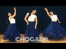 Chogada Tara Dance By Sirin ErkilicDarshan Rawal Loveratri Garba Dance Aayush Sharma Djchetas