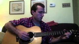 Eric Clapton &amp Freddie King Inspired Acoustic Blues Jam in E