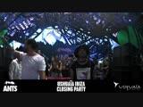 Luciano b2b Carl Craig - Live @ Ushuaia Ibiza Closing Party 2018