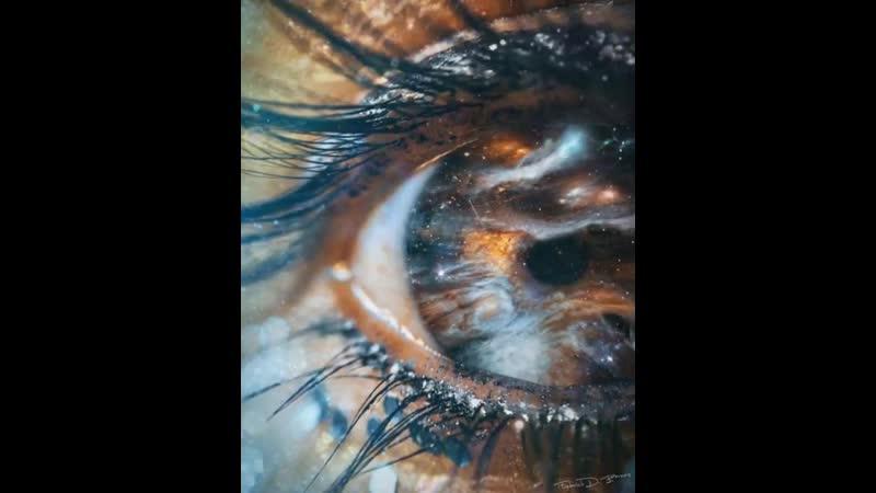 Вселенная в глазах. Frederick D. Barnes