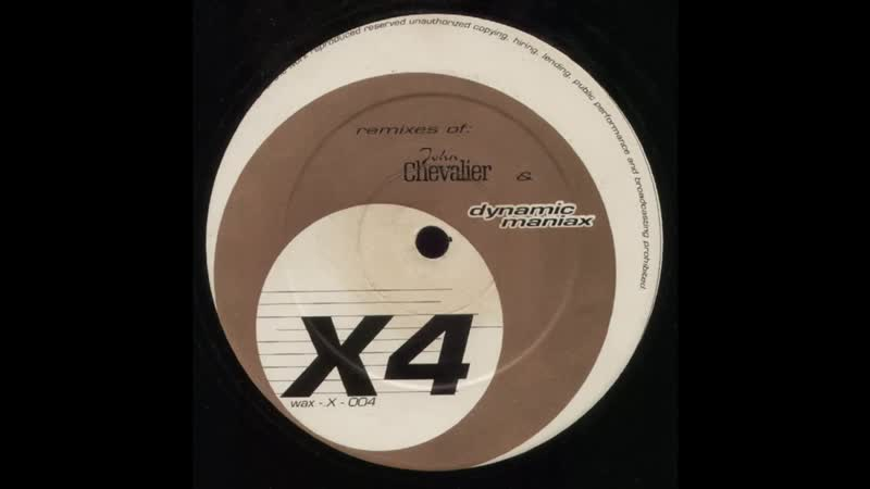 [2][143.62 D] john chevalier ★ phuture power ★ toja remix ★ acid techno ★ 1996