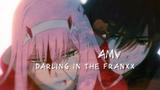 AMV delete sohg- Zero Two(Darling In The Franxx)