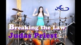 New Judas Priest - Breaking The Law drum cover by Ami Kim(#59)
