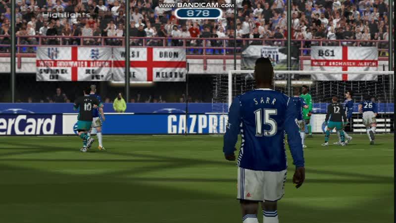 АПЛ 14 тур West Bromwich Albion FC - Southampton FC