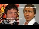 Striscia la notizia, Dario Ballantini sara'con una clamorosa imitazione del premier Giuseppe Conte