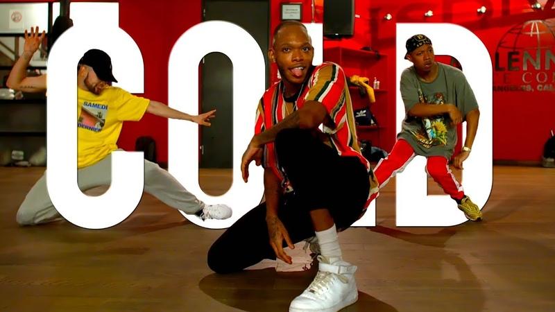 Darius Scott | Cold | Choreography By Karon Lynn | @KaronLynnTV