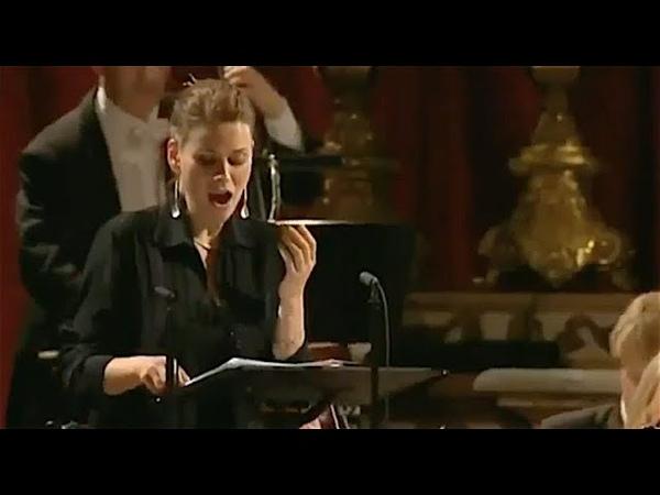 Romina Basso - Handel Il Trionfo del Tempo e del Disinganno, Crede luom chegli riposi