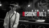 Resident Evil 2 - Claire Noir DLC Costume Gameplay