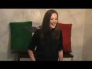 Ragazza Bella Camicia Nera
