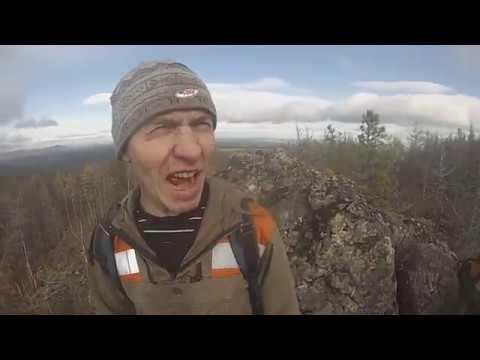 Ольвинский камень, горное озеро, всю ночь пилили дорогу!