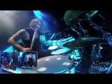 Inferno BEHEMOTH@Wolves Ov Siberia - Czarcie Kopyto drum cam, Brutal Assault 2018