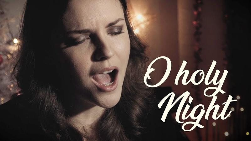 O Holy Night cover - MoonSun (Christmas Song)