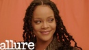 Rihanna's Allure Cover Shoot Behind the Scenes | Allure