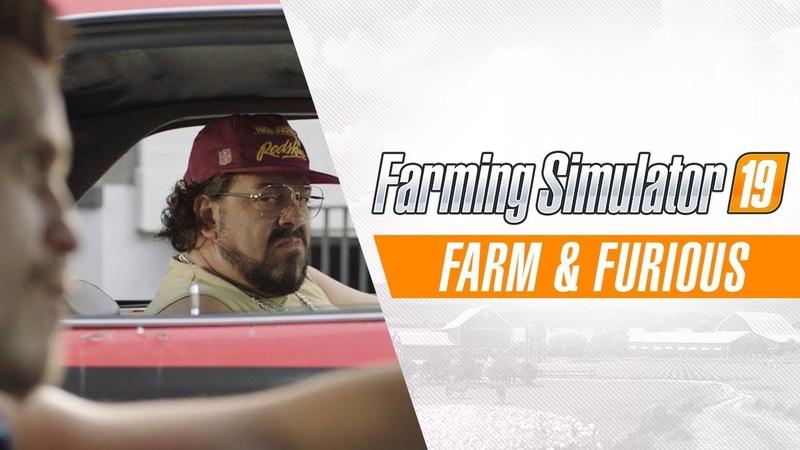 Трейлер Farming Simulator 19 - Farm Furious