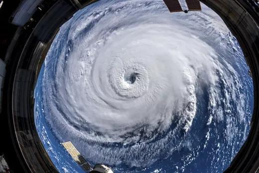 Ураган Флоренс обрушился на США: фото и видео самой страшной стихии за последние 30 лет