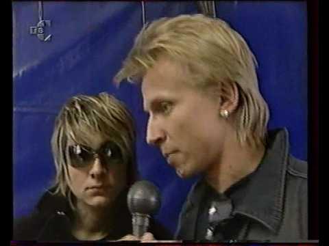 Земфира - Нашествие 10.08.2002 интервью