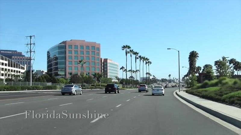 США! Калифорния! Ирвайн и Коста Меса (Irvine and Costa Mesa CA)