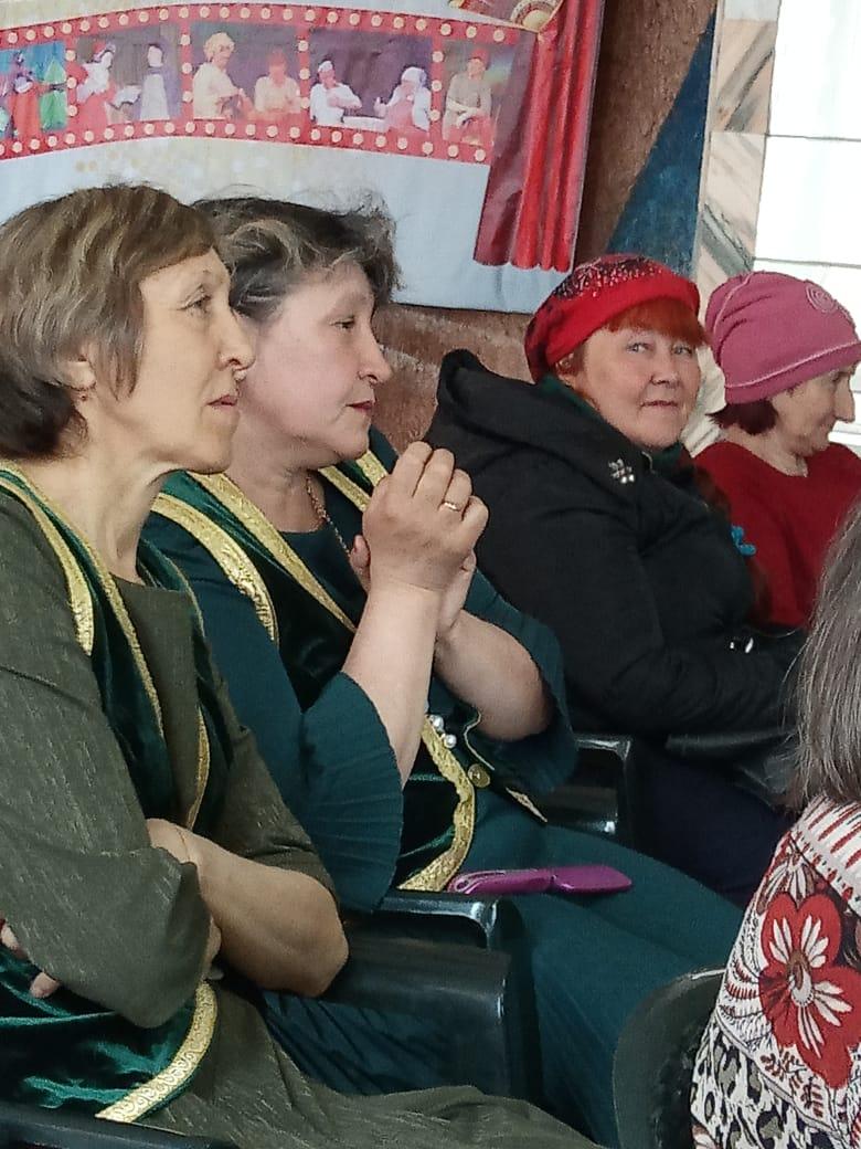Национальный татарский клуб Татар доньясе Муромцево