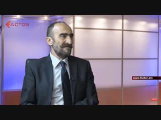 Pavel Manukyan: Uzum em Gevorg Ghazaryanin tesnem, chakat@ hamburem