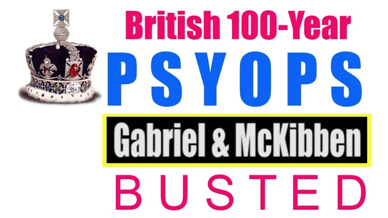 British Use Psychological Warfare to Control the World