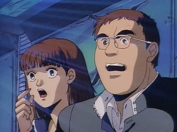 Guyver 1989 OVA, E06 [RUS, озв. С. Кузнецова]