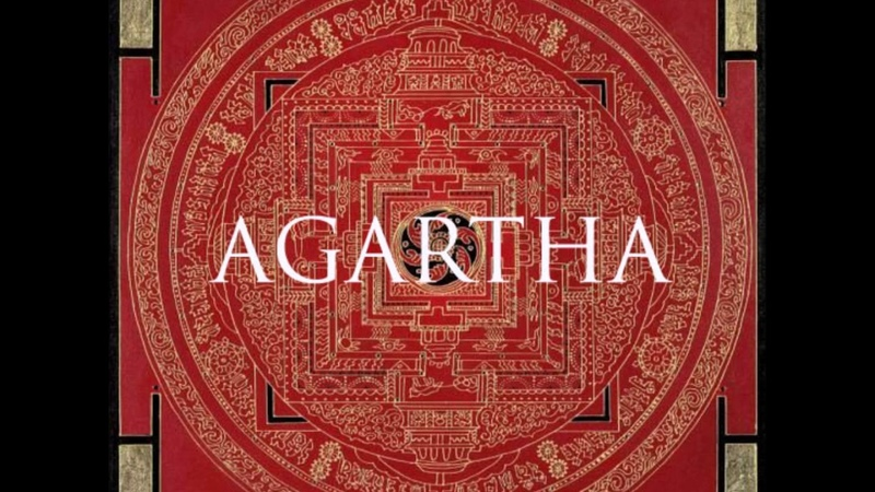 AGARTHA Deep house and ethnic music with oriental flavor