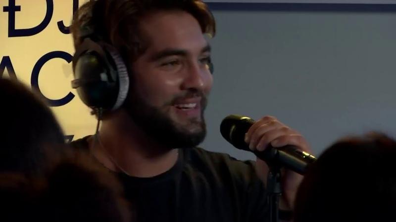 Kendji Girac live Tiago sur funradio
