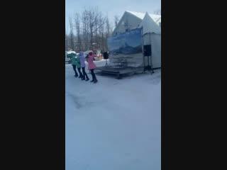 Добрая лыжня Русфонд