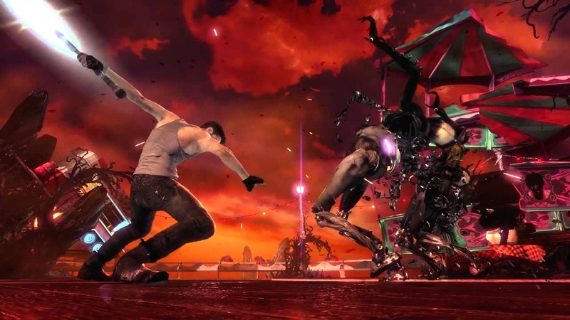 DmC Devil May Cry - Captivate Trailer