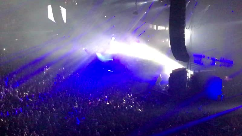 The Prodigy Live at Ziggo Dome Amsterdam 09 12 2018 Champions of London