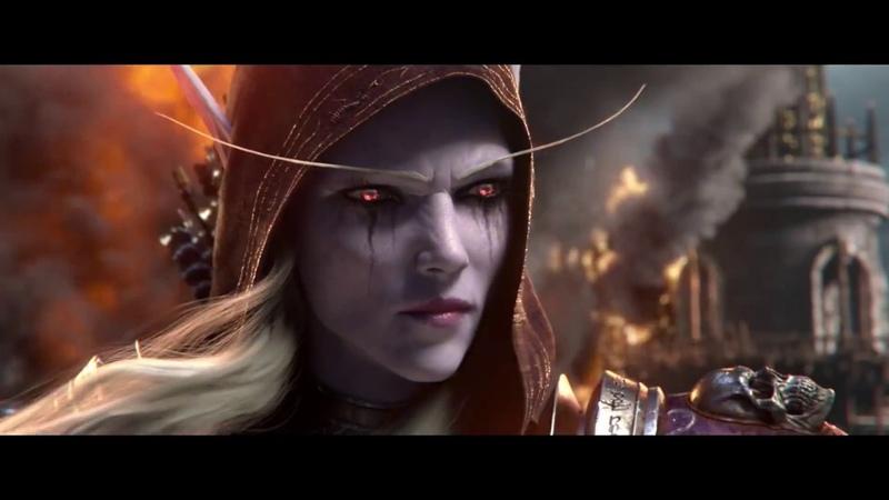 ◄ MR ► ♫ World of Warcraft Battle for Azeroth Rammstein Sonne ♫