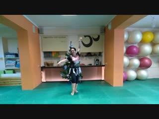 Танец для начинающих. Танец живота для взрослых в фитнес и йога-клубе
