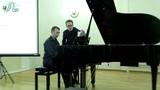 А. Молчанов. Вариации для фортепиано на тему японской песни ''сакура''.