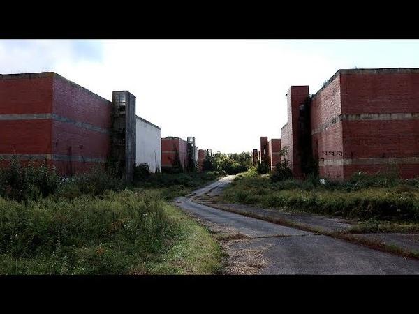 EXPLORING ABANDONED DISTILLERY LINFIELD INDUSTRIAL PARK