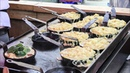 Street Food at Partridges Market, London. Melted Cheese, Huge Beef, Oysters and More