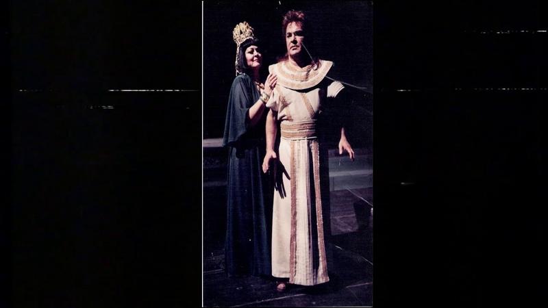 Yusuf ile Züleyha Operası Dünya Prömiyeri Okan DemirişIstanbul Devlet Opera ve Balesi