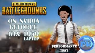 PUBG on GTX 1050 (laptop) ● Release Version ●