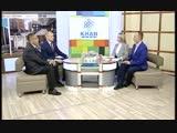 Класс! Мы уже на телевиденье! #Elev8 в каждый дом! // Интервью с А.А. Шауро и С.У. Мустафаевым на Рика ТВ. Казахстан.