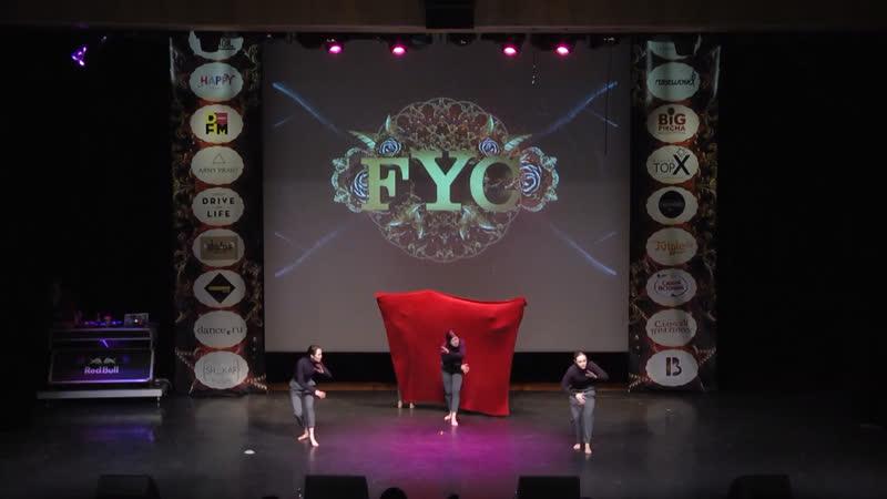 Fame Your Choreo 2018 - BEST DANCE SHOW PROFI | The Team