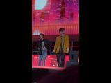 EXO 247 fancam @ 190316 Nature Republic