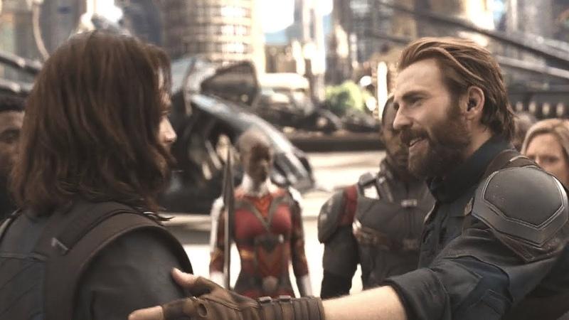 Steve and Bucky || Dear best friend,