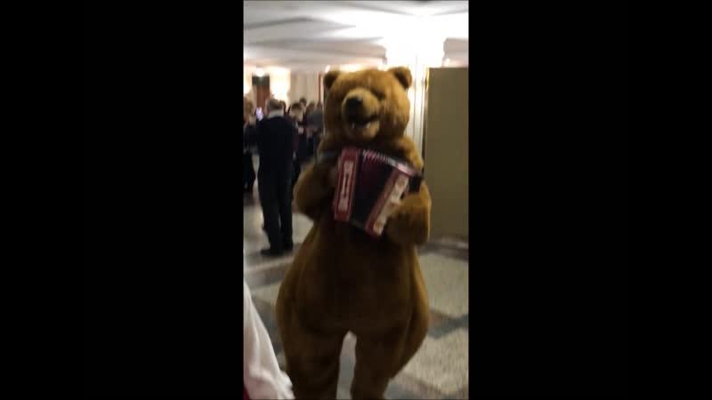 Маша и Медведь на Маланинском